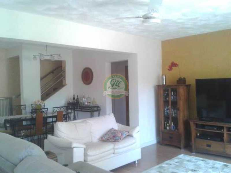 Sala principal - Casa em Condominio Taquara,Rio de Janeiro,RJ À Venda,3 Quartos,396m² - CS2174 - 1
