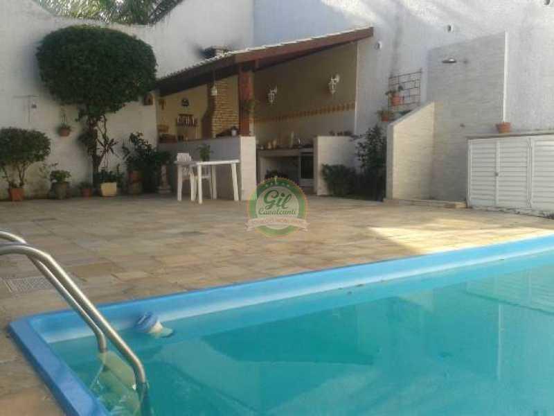 Área de lazer - Casa em Condominio Taquara,Rio de Janeiro,RJ À Venda,3 Quartos,396m² - CS2174 - 22