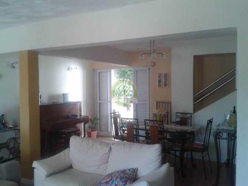 Sala principal - Casa em Condominio Taquara,Rio de Janeiro,RJ À Venda,3 Quartos,396m² - CS2174 - 3
