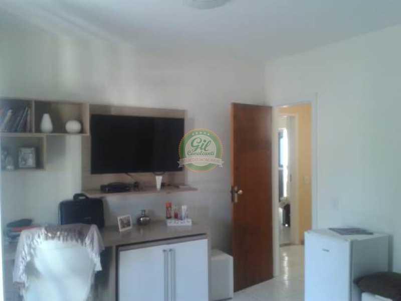 Quarto suíte - Casa em Condominio Taquara,Rio de Janeiro,RJ À Venda,3 Quartos,396m² - CS2174 - 12