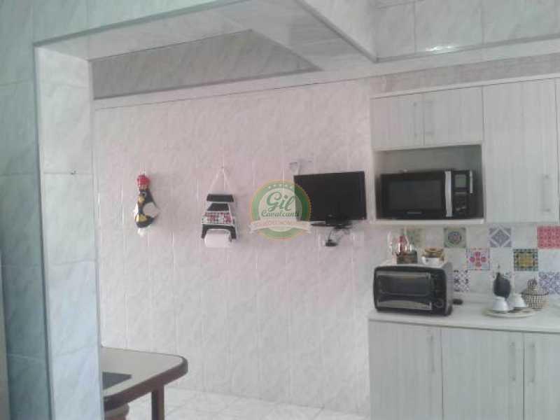 Cozinha - Casa em Condominio Taquara,Rio de Janeiro,RJ À Venda,3 Quartos,396m² - CS2174 - 7