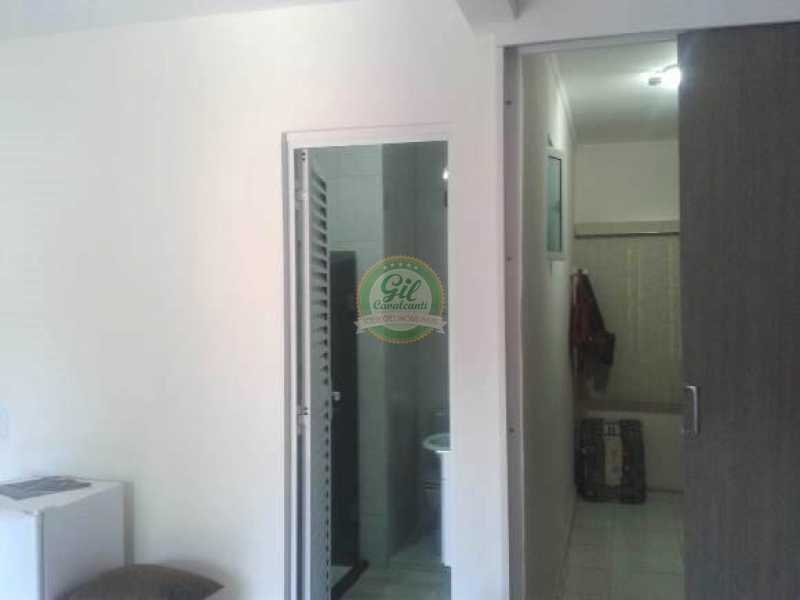 Banheiro piscina - Casa em Condominio Taquara,Rio de Janeiro,RJ À Venda,3 Quartos,396m² - CS2174 - 25