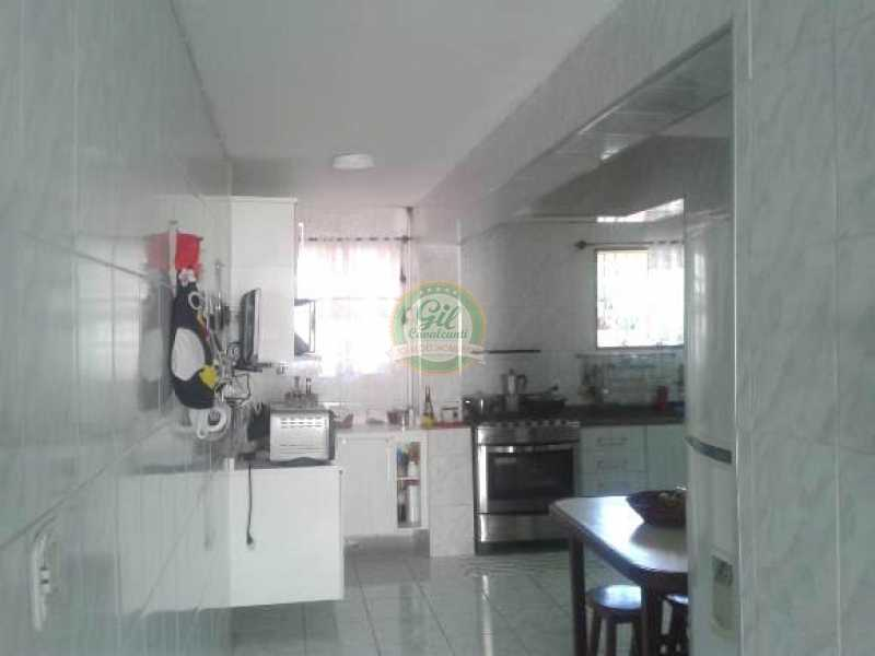 Cozinha - Casa em Condominio Taquara,Rio de Janeiro,RJ À Venda,3 Quartos,396m² - CS2174 - 5