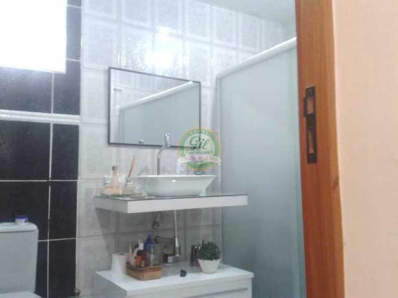 Banheiro social - Casa em Condominio Taquara,Rio de Janeiro,RJ À Venda,3 Quartos,396m² - CS2174 - 18