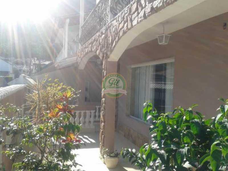 Fachada - Casa em Condominio Taquara,Rio de Janeiro,RJ À Venda,3 Quartos,396m² - CS2174 - 19