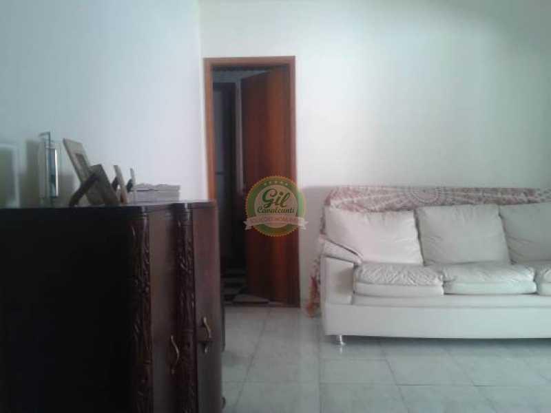 Sala 2º andar - Casa em Condominio Taquara,Rio de Janeiro,RJ À Venda,3 Quartos,396m² - CS2174 - 8