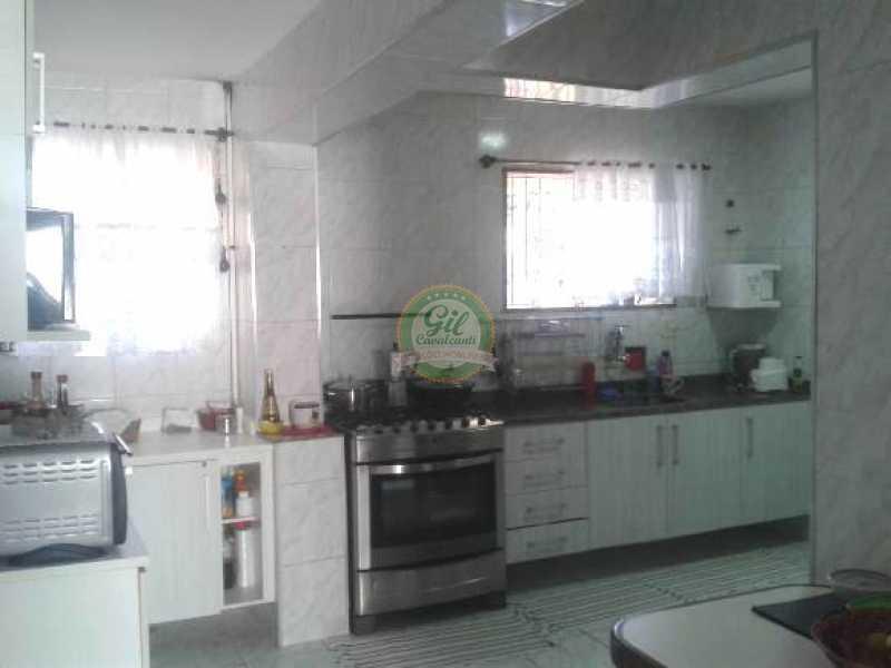 Cozinha - Casa em Condominio Taquara,Rio de Janeiro,RJ À Venda,3 Quartos,396m² - CS2174 - 6
