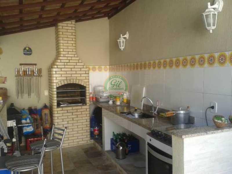 Espaço gourmet - Casa em Condominio Taquara,Rio de Janeiro,RJ À Venda,3 Quartos,396m² - CS2174 - 23