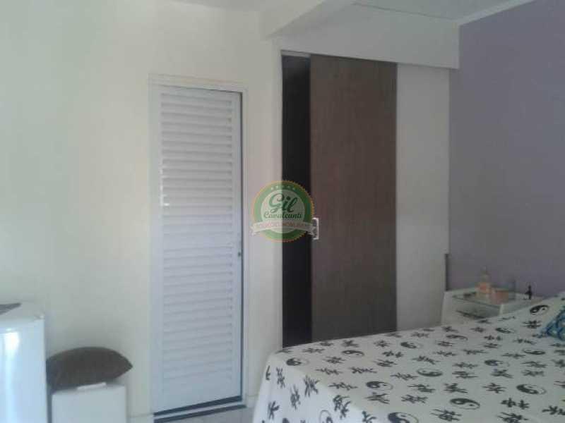 Quarto suíte - Casa em Condominio Taquara,Rio de Janeiro,RJ À Venda,3 Quartos,396m² - CS2174 - 10