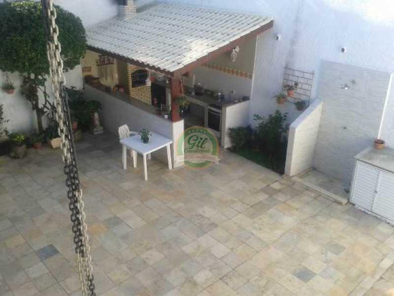 Espaço gourmet - Casa em Condominio Taquara,Rio de Janeiro,RJ À Venda,3 Quartos,396m² - CS2174 - 26