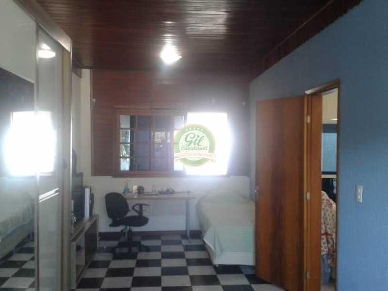 Quarto 2 - Casa em Condominio Taquara,Rio de Janeiro,RJ À Venda,3 Quartos,396m² - CS2174 - 16