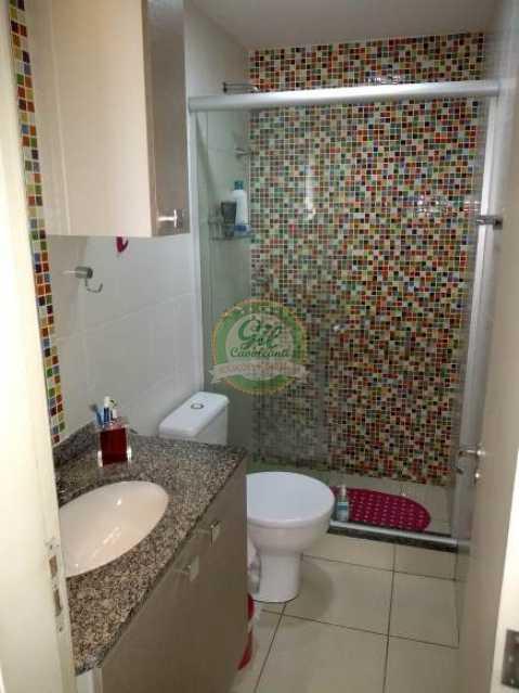 Banheiro suíte - Apartamento Vila Valqueire,Rio de Janeiro,RJ À Venda,3 Quartos,105m² - AP1707 - 12