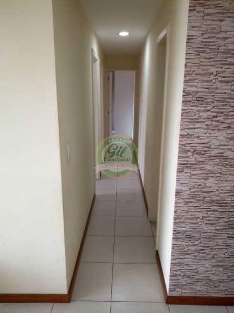 Corredor - Apartamento Vila Valqueire,Rio de Janeiro,RJ À Venda,3 Quartos,105m² - AP1707 - 5