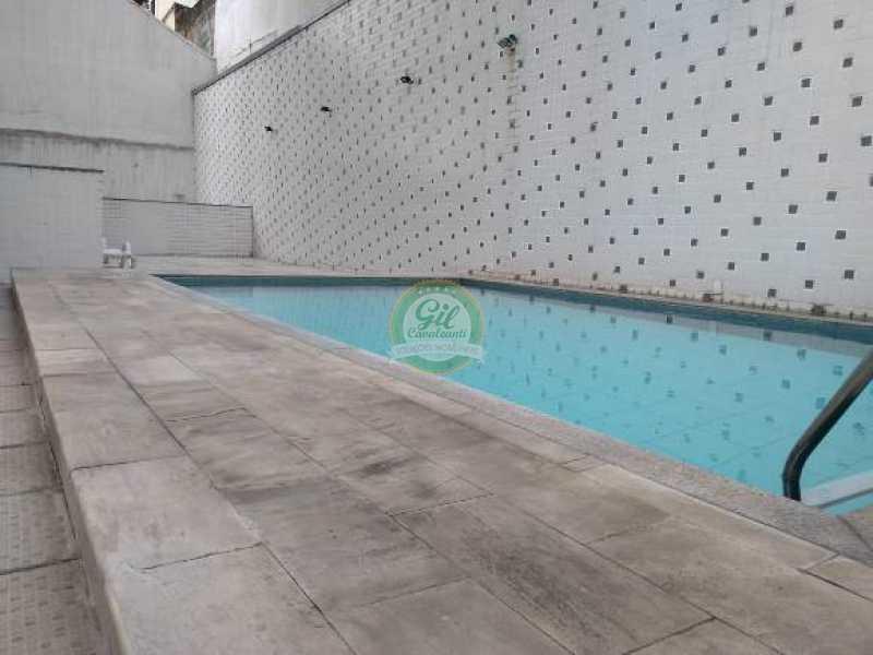 Piscina - Apartamento Vila Valqueire,Rio de Janeiro,RJ À Venda,3 Quartos,105m² - AP1707 - 16