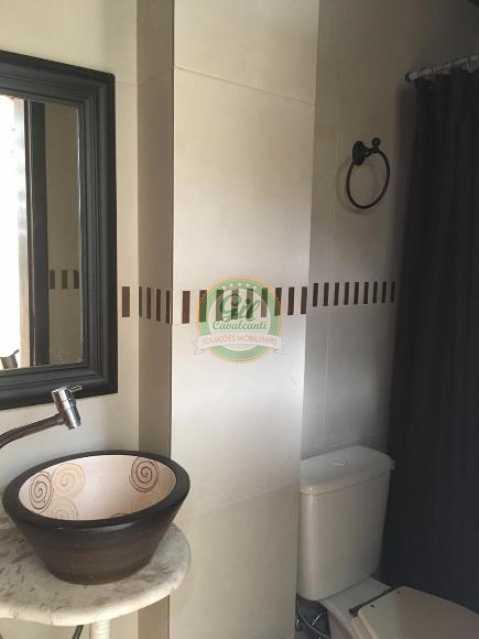 Foto10 - Casa em Condominio Jacarepaguá,Rio de Janeiro,RJ À Venda,3 Quartos,67m² - CS2180 - 14