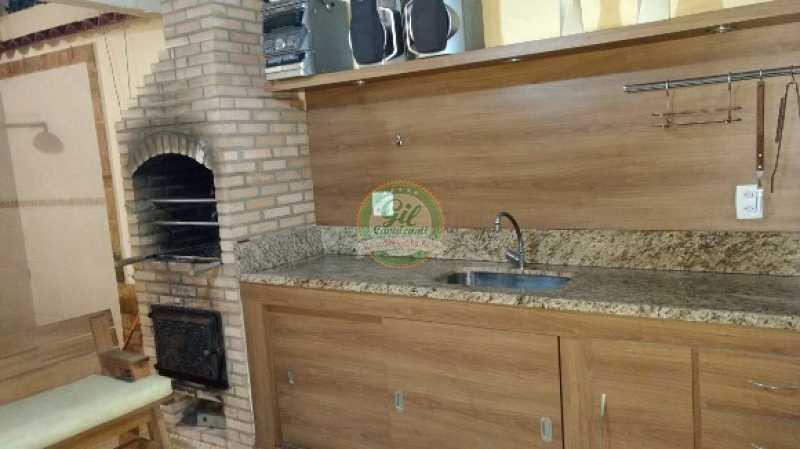 Foto11 - Casa em Condominio Jacarepaguá,Rio de Janeiro,RJ À Venda,3 Quartos,67m² - CS2180 - 18