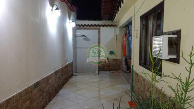 Foto18 - Casa em Condominio Jacarepaguá,Rio de Janeiro,RJ À Venda,3 Quartos,67m² - CS2180 - 19