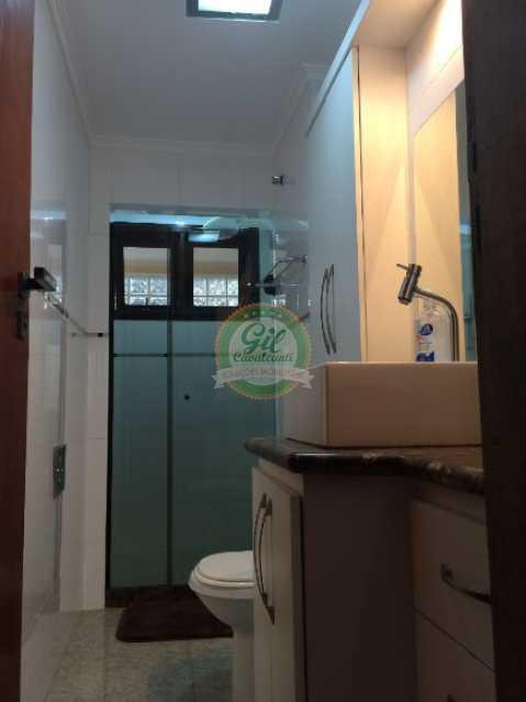 Foto19 - Casa em Condominio Jacarepaguá,Rio de Janeiro,RJ À Venda,3 Quartos,67m² - CS2180 - 12