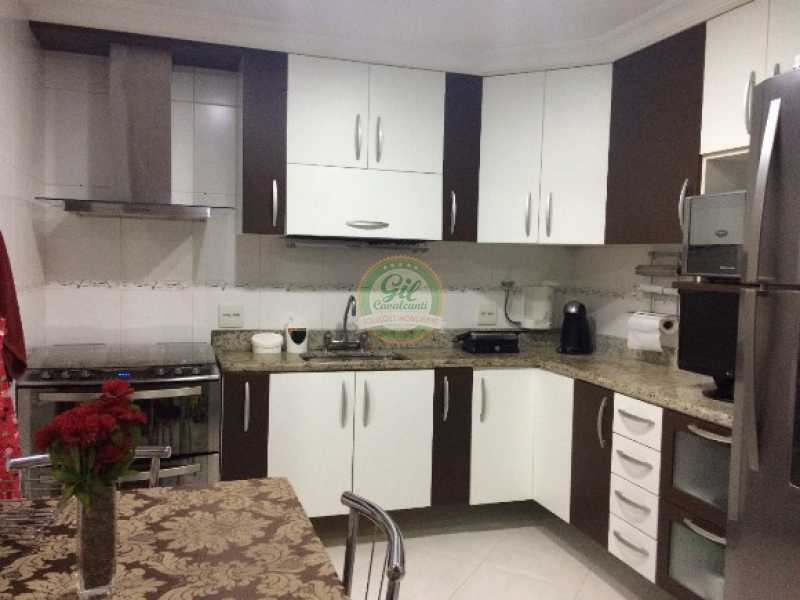 Foto25 - Casa em Condominio Jacarepaguá,Rio de Janeiro,RJ À Venda,3 Quartos,67m² - CS2180 - 16
