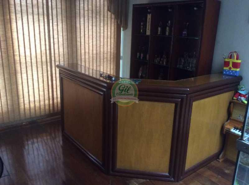 Foto14 - Casa em Condomínio 3 quartos à venda Vila Valqueire, Rio de Janeiro - R$ 960.000 - CS2185 - 10