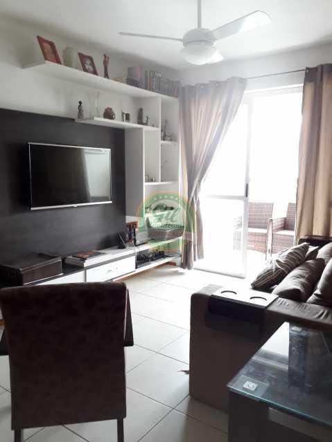Sala  - Cobertura À VENDA, Freguesia (Jacarepaguá), Rio de Janeiro, RJ - CB0192 - 1