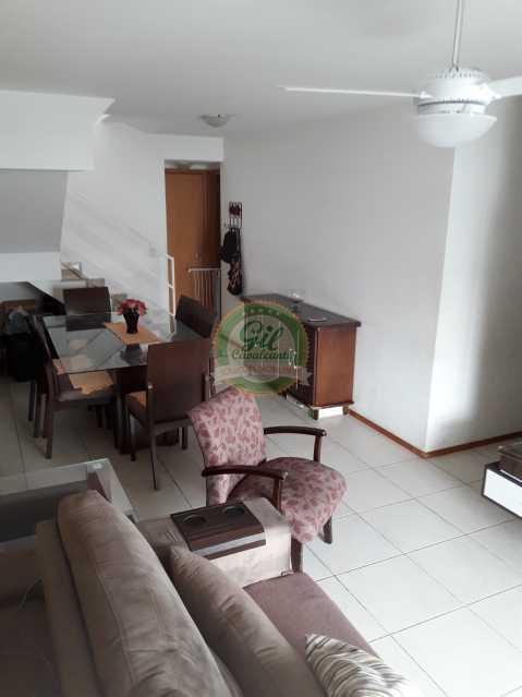 Sala  - Cobertura À VENDA, Freguesia (Jacarepaguá), Rio de Janeiro, RJ - CB0192 - 3