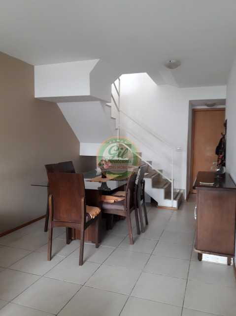 Sala  - Cobertura À VENDA, Freguesia (Jacarepaguá), Rio de Janeiro, RJ - CB0192 - 4