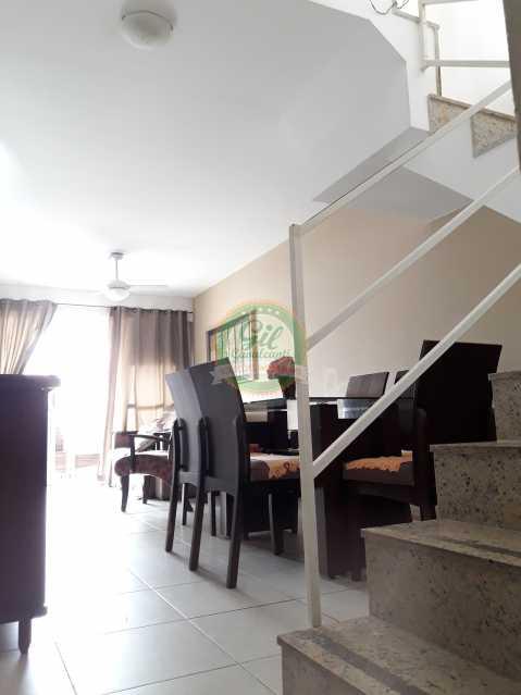 Sala  - Cobertura À VENDA, Freguesia (Jacarepaguá), Rio de Janeiro, RJ - CB0192 - 5