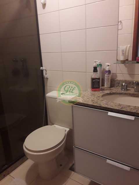 Banheiro social  - Cobertura À VENDA, Freguesia (Jacarepaguá), Rio de Janeiro, RJ - CB0192 - 14