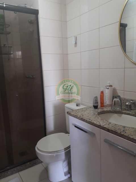 banheiro suite 02 - Cobertura À VENDA, Freguesia (Jacarepaguá), Rio de Janeiro, RJ - CB0192 - 15