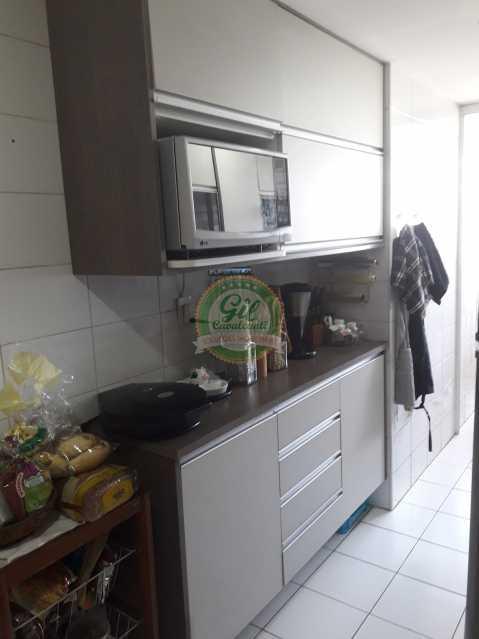 Cozinha  - Cobertura À VENDA, Freguesia (Jacarepaguá), Rio de Janeiro, RJ - CB0192 - 8