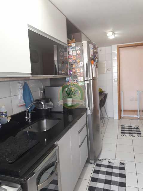 Cozinha - Cobertura À VENDA, Freguesia (Jacarepaguá), Rio de Janeiro, RJ - CB0192 - 10