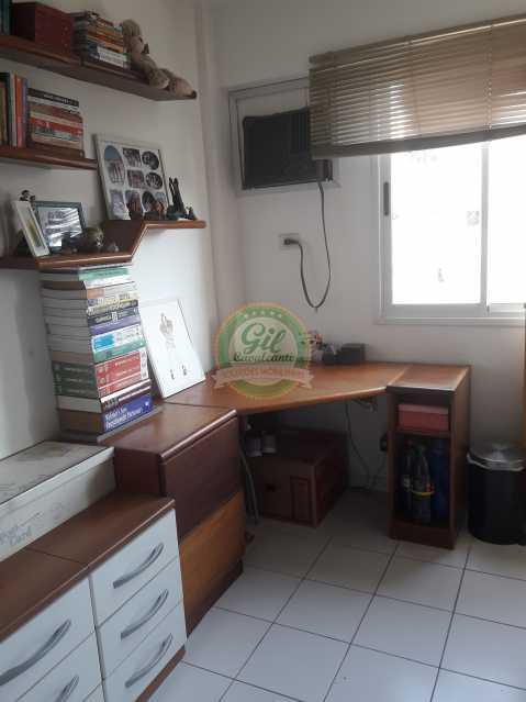 Dependência de empregada - Cobertura À VENDA, Freguesia (Jacarepaguá), Rio de Janeiro, RJ - CB0192 - 12
