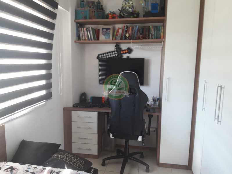 Quarto 2 - Cobertura À VENDA, Freguesia (Jacarepaguá), Rio de Janeiro, RJ - CB0192 - 21