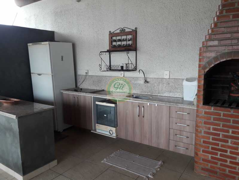 Área Gourmet  - Cobertura À VENDA, Freguesia (Jacarepaguá), Rio de Janeiro, RJ - CB0192 - 24