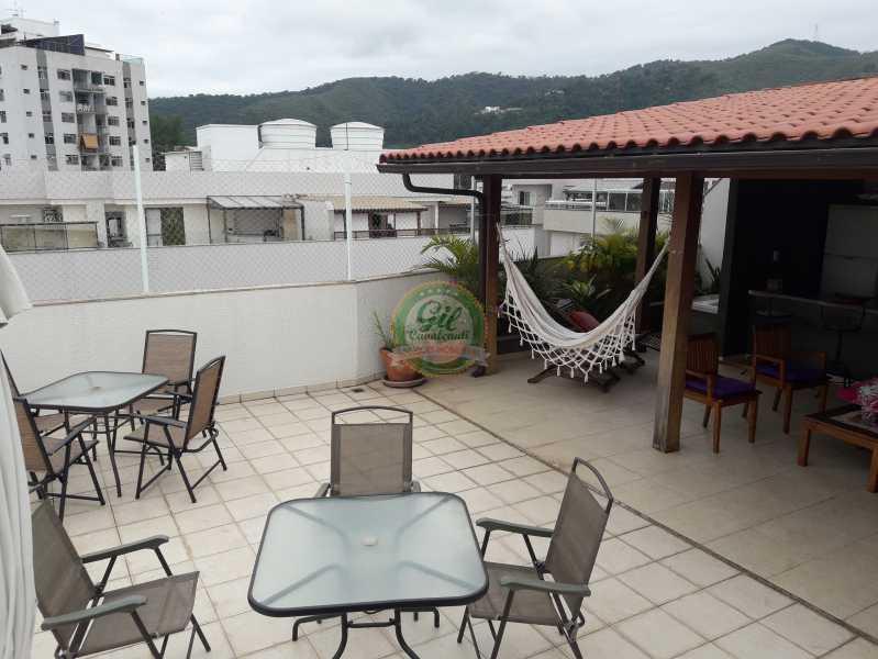 Terraço - Cobertura À VENDA, Freguesia (Jacarepaguá), Rio de Janeiro, RJ - CB0192 - 26