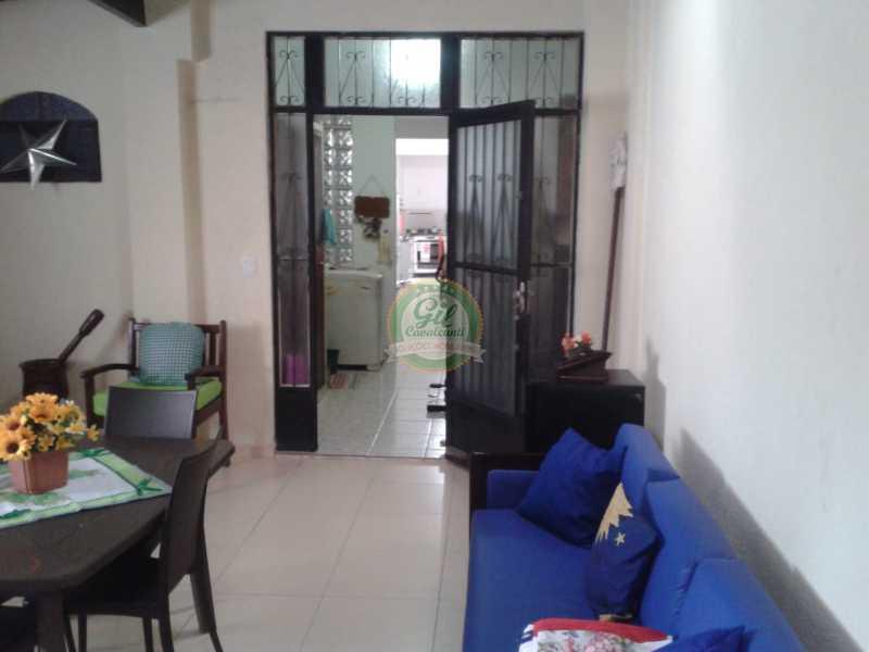 Sala 2 - Casa em Condomínio 4 quartos à venda Pechincha, Rio de Janeiro - R$ 650.000 - CS2187 - 11