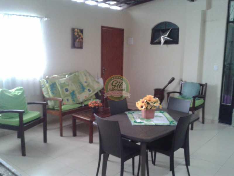 Sala 2 - Casa em Condomínio 4 quartos à venda Pechincha, Rio de Janeiro - R$ 650.000 - CS2187 - 10