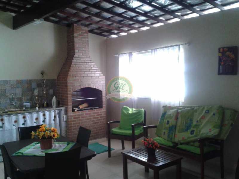 Sala 2 - Casa em Condomínio 4 quartos à venda Pechincha, Rio de Janeiro - R$ 650.000 - CS2187 - 12