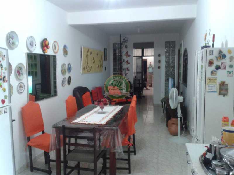 Sala  - Casa em Condomínio 4 quartos à venda Pechincha, Rio de Janeiro - R$ 650.000 - CS2187 - 5