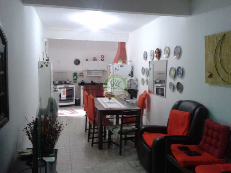 Sala  - Casa em Condomínio 4 quartos à venda Pechincha, Rio de Janeiro - R$ 650.000 - CS2187 - 6