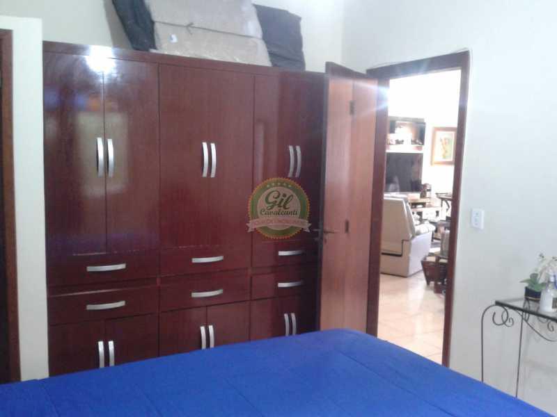 Quarto 1 - Casa em Condomínio 4 quartos à venda Pechincha, Rio de Janeiro - R$ 650.000 - CS2187 - 17