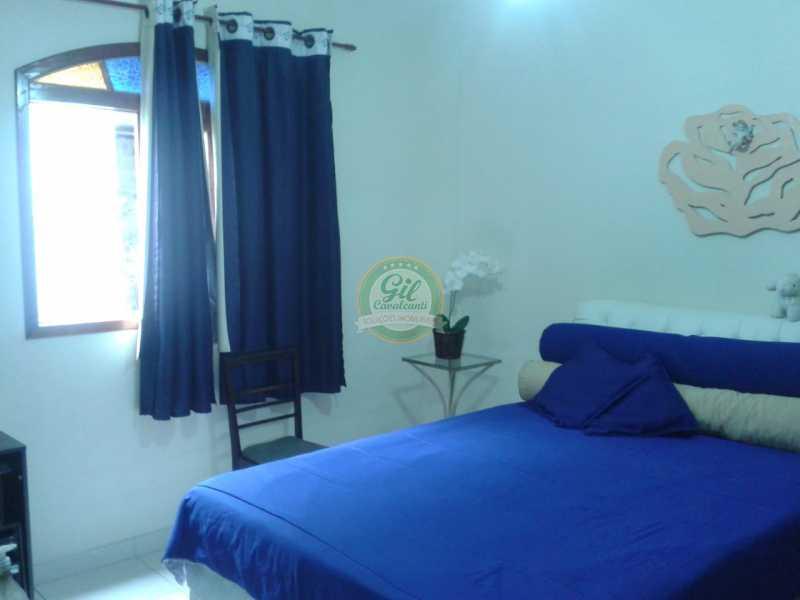 Quarto 1 - Casa em Condomínio 4 quartos à venda Pechincha, Rio de Janeiro - R$ 650.000 - CS2187 - 19