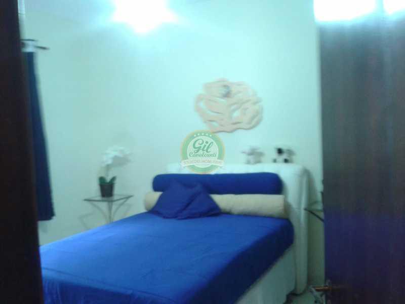 Quarto 1 - Casa em Condomínio 4 quartos à venda Pechincha, Rio de Janeiro - R$ 650.000 - CS2187 - 18