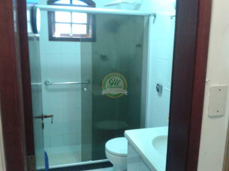 Banheiro 2 - Casa em Condomínio 4 quartos à venda Pechincha, Rio de Janeiro - R$ 650.000 - CS2187 - 20