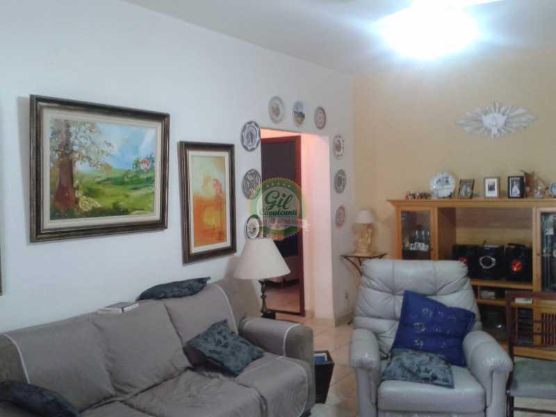 Sala  - Casa em Condomínio 4 quartos à venda Pechincha, Rio de Janeiro - R$ 650.000 - CS2187 - 4