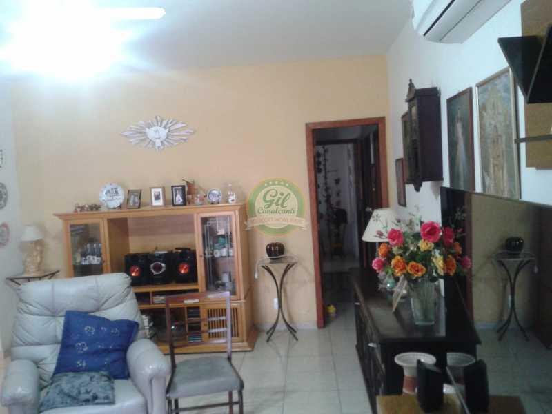 Sala  - Casa em Condomínio 4 quartos à venda Pechincha, Rio de Janeiro - R$ 650.000 - CS2187 - 8