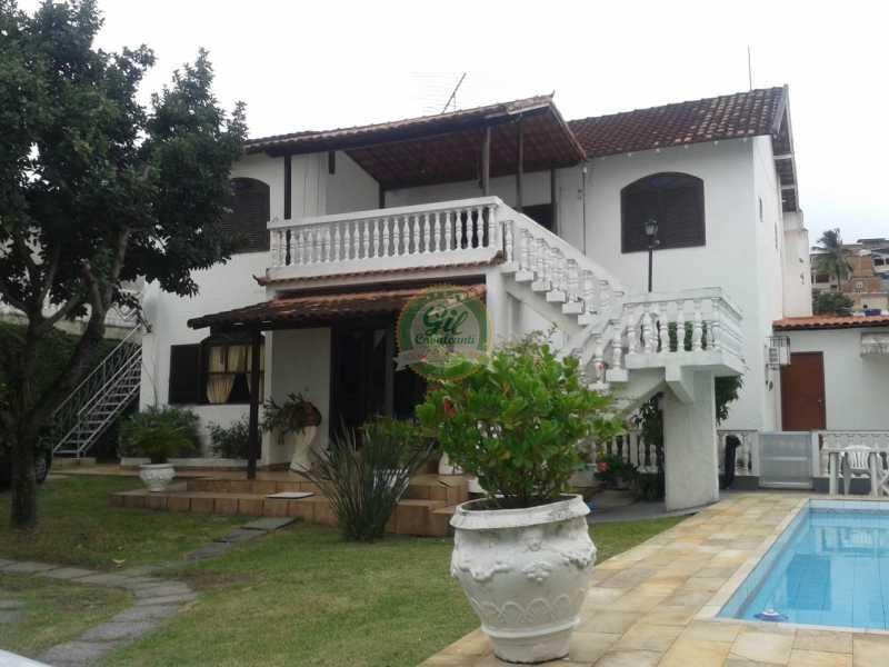 Fachada  - Casa em Condomínio 4 quartos à venda Pechincha, Rio de Janeiro - R$ 650.000 - CS2187 - 25
