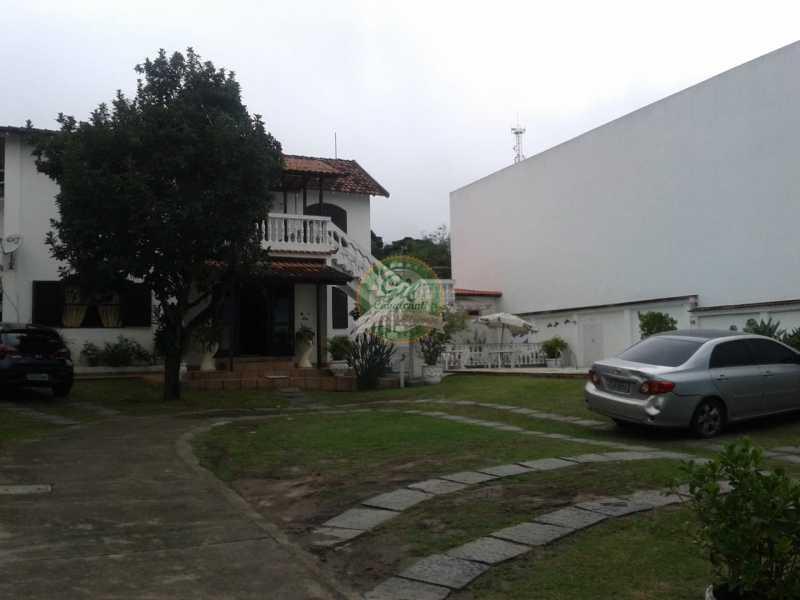 Entrada  - Casa em Condomínio 4 quartos à venda Pechincha, Rio de Janeiro - R$ 650.000 - CS2187 - 26