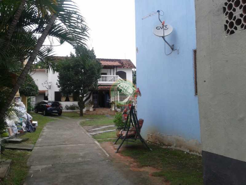 Entrada  - Casa em Condomínio 4 quartos à venda Pechincha, Rio de Janeiro - R$ 650.000 - CS2187 - 27
